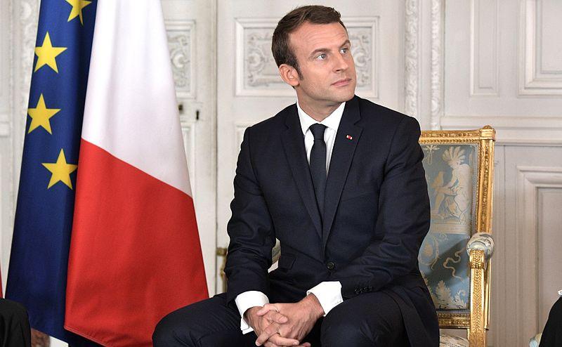 Macron_Versailles CONGRÈS DE VERSAILLES : EMMANUEL MACRON DONNE SA FEUILLE DE ROUTE